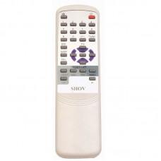 Shov 3751 RC 300T IP'li ,Tv Kumandası,3716