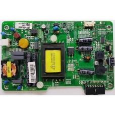 17IPS60-3, V1, 090311, FINLUX 24FX3000F FHD LED, 30077876, BESLEME, POWER BOARD